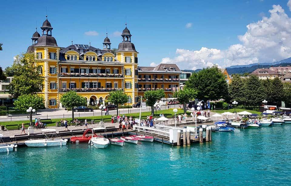 Velden Schlosshotel am Wörthersee - Ausflugstipp