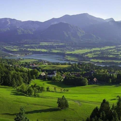 Carnica Region Rosental - Urlaubsregion für Ausflüge Nähe Wörthersee in Kärnten