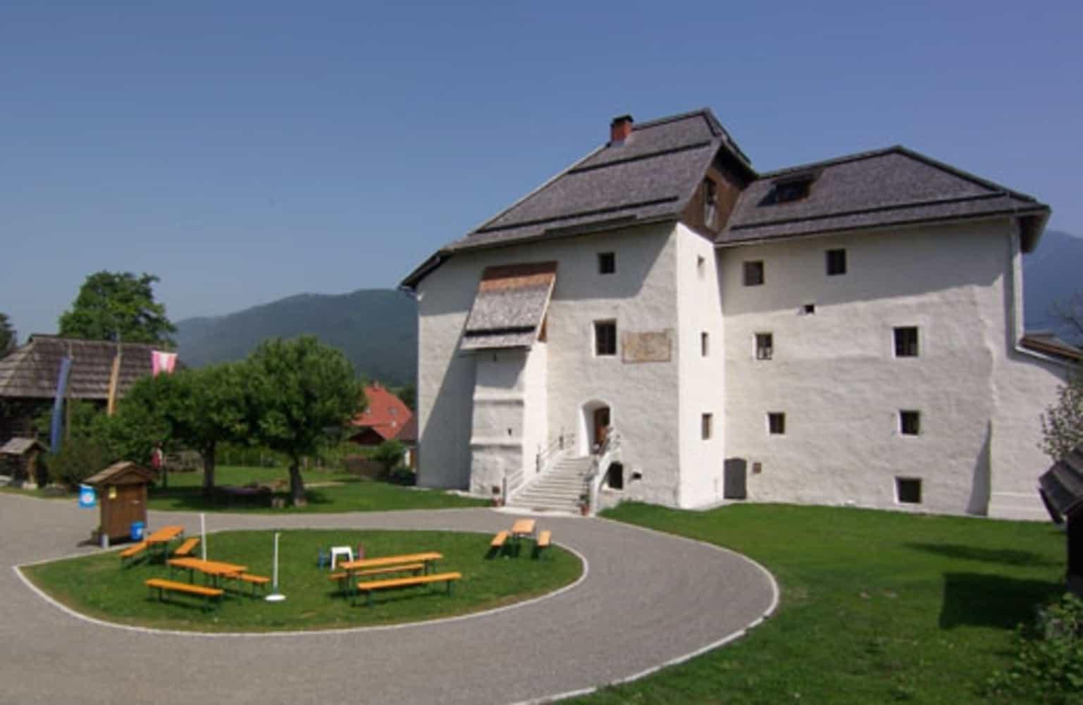 Gailtaler Heimatmuseum in Hermagor - Nassfeld in Kärnten