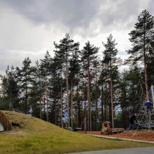 Abenteuerspielplatz Pyramidenkogel am Wörthersee - Ausflugstipp für Kinder in Kärnten