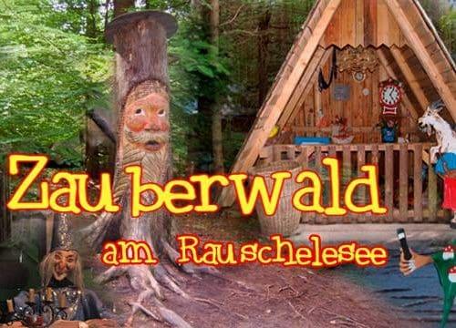 Zauberwald Rauschelesee: Familienausflugsziel Wörthersee Urlaubsregion