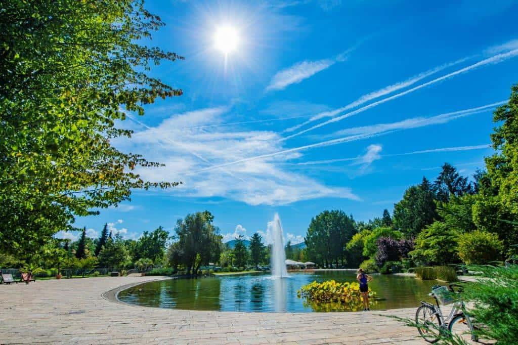 Europapark Klagenfurt - Ausflugstipp für ganze Familie in Kärnten