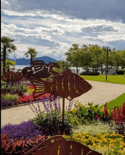 Ausflugsziel in Klagenfurt - Ostbucht & Wörthersee Schifffahrt