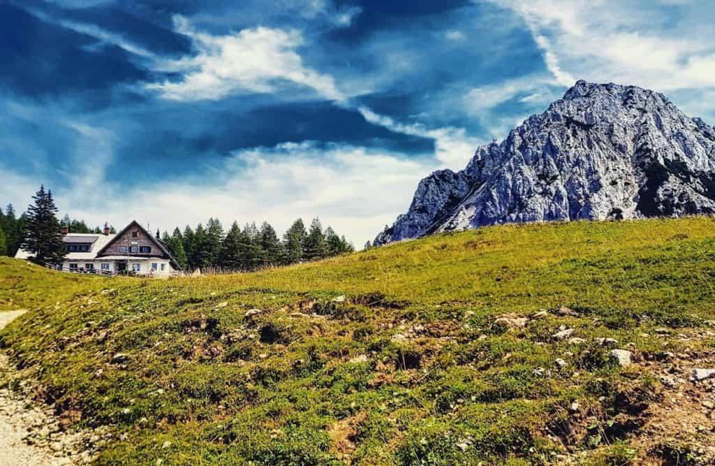 Ausflugs- & Wandertipp Klagenfurter Hütte im Rosental
