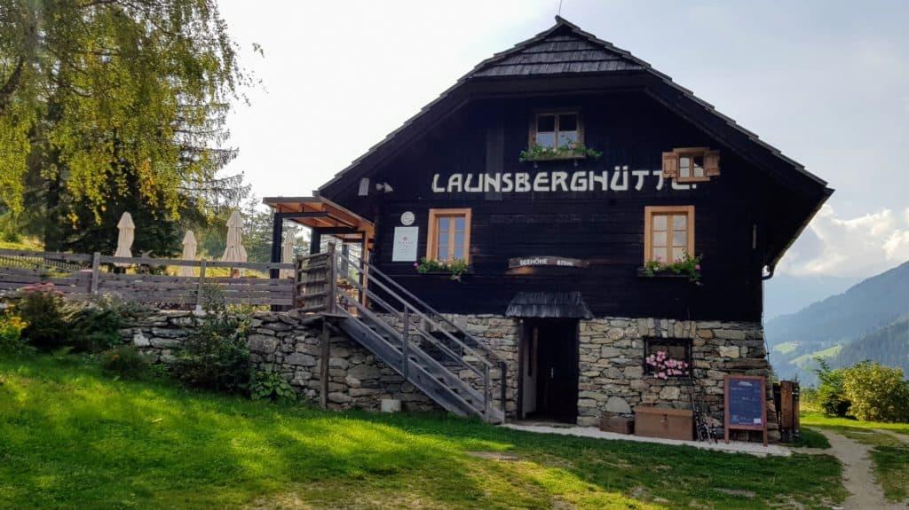 Launsberger Hütte Ausflugstipp Hohe Tauern Kärnten