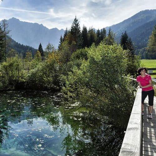 Meerauge Bodental in Kärnten