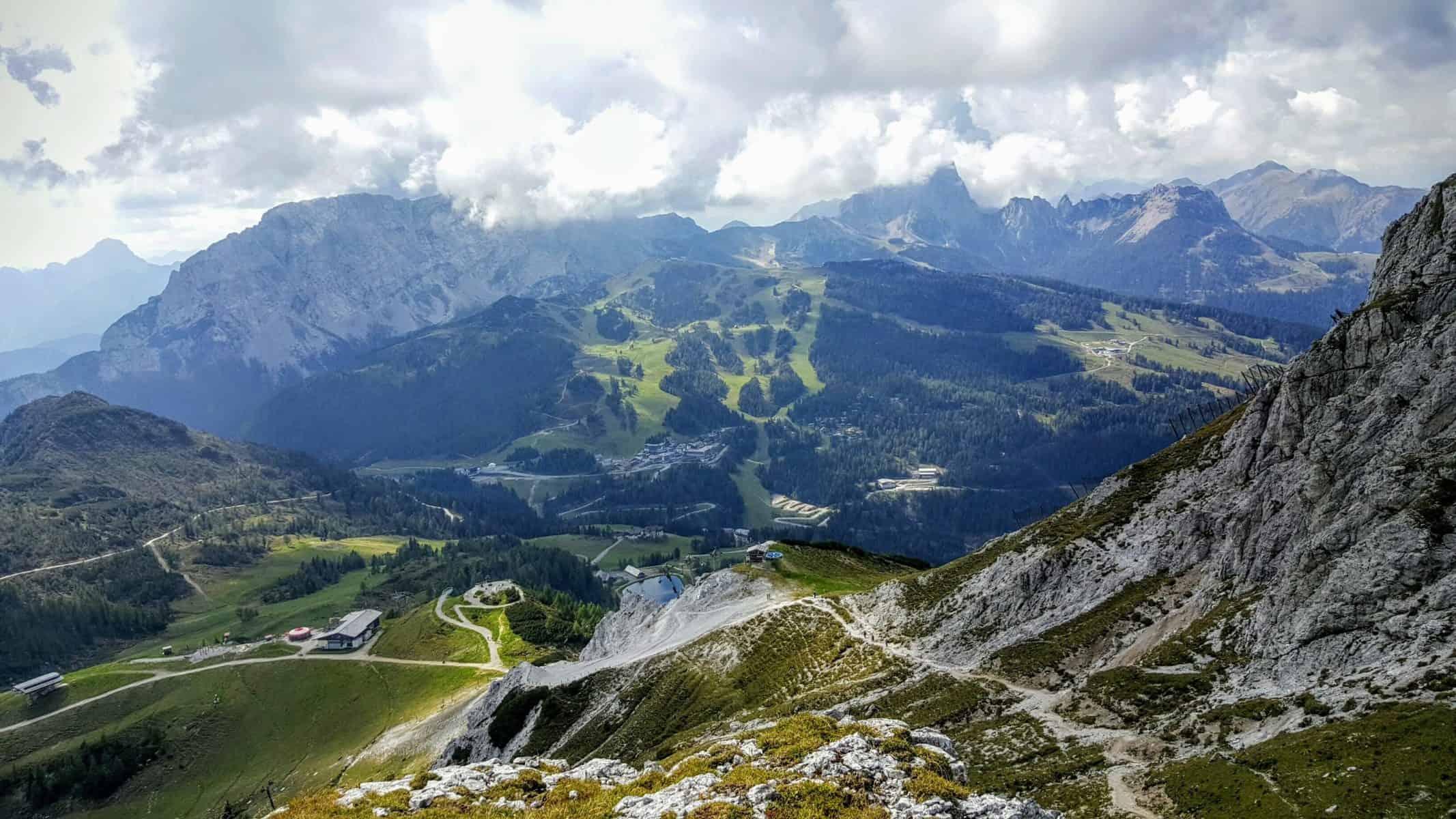 Nassfeld in Kärnten - Urlaubsregion in Österreich