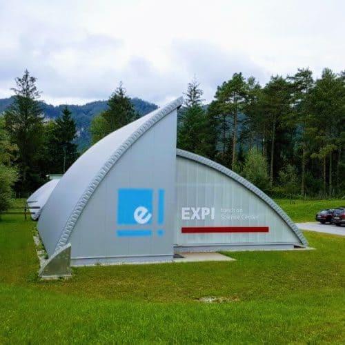 Familien Ausflugsziel EXPI hands on Science Center im Rosental - Kärnten