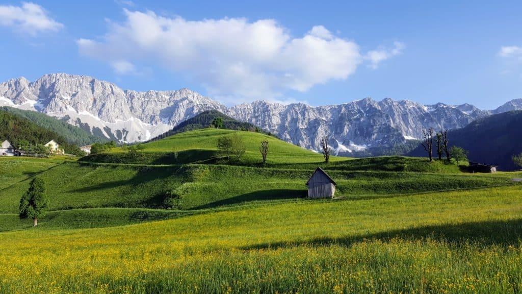 Ausflugsziele Rosental Carnica Region Zell Pfarre