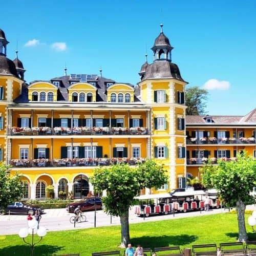 Ein Schloss am Wörthersee - Schlosshotel, Sehenswürdigkeit in Velden