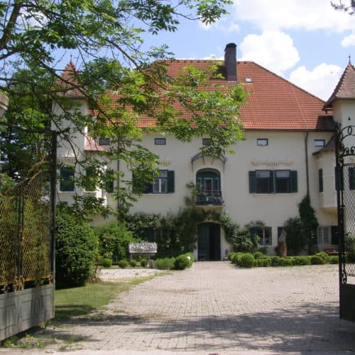 Schloss Ebenau mit Galerie Walker im Rosental