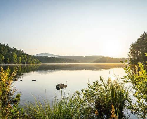 Aktivitäten am Wörthersee: Slow Trail Römerschlucht mit Wanderung zum Forstsee bei Velden