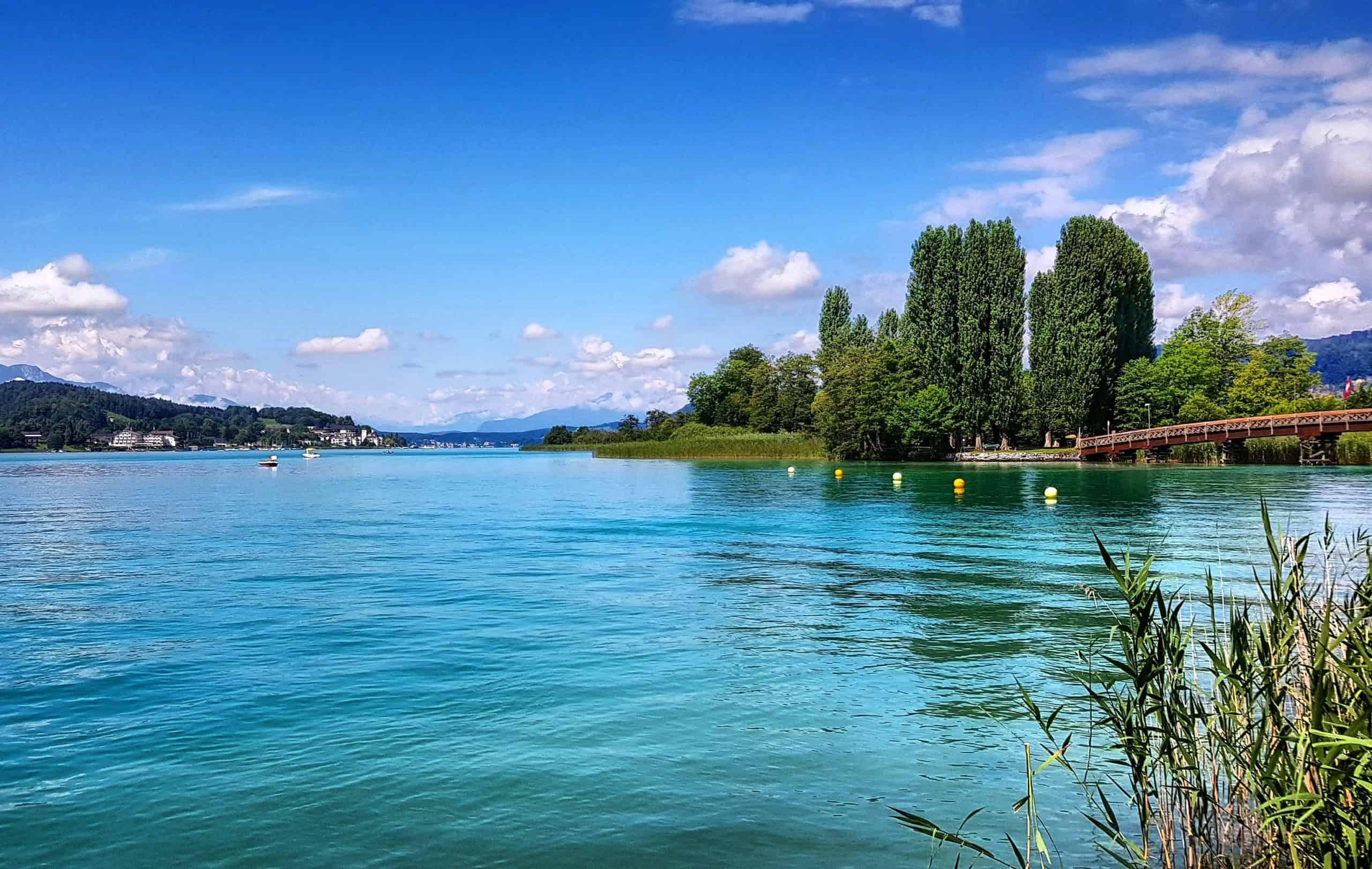 Pörtschach am Wörhtersee in Kärnten - Österreich
