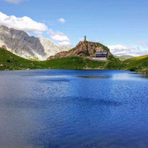 Ausflugsziele Lesachtal Kärnten - Wolaysersee