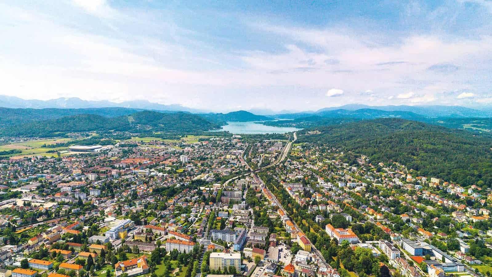 Urlaubsregion Klagenfurt am Wörthersee - Ausflüge