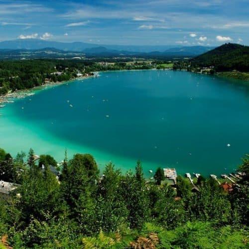 Sehenswert in Kärnten - Klopeiner See