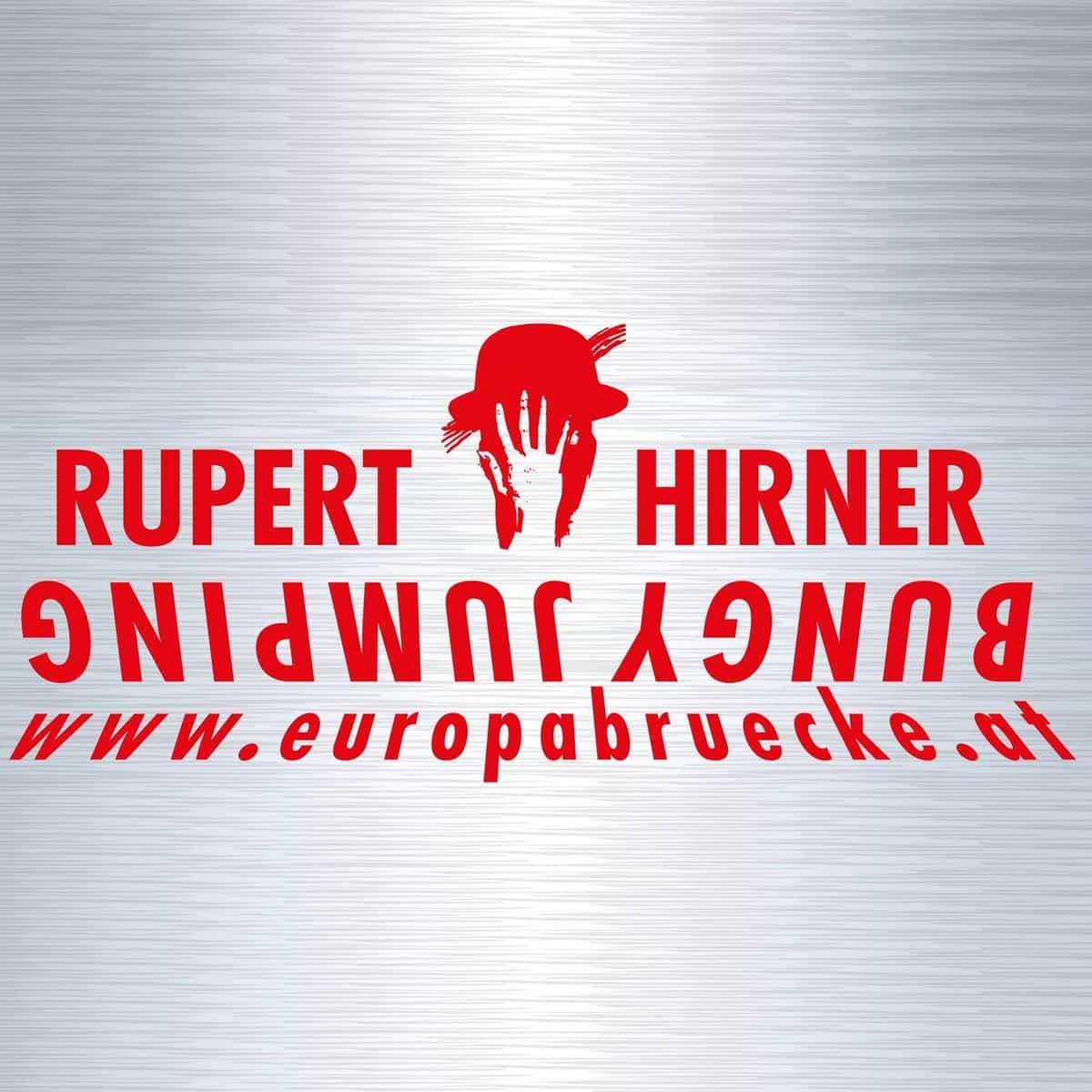 Rupert Hirner Bungy Jumping Kärnten - Logo