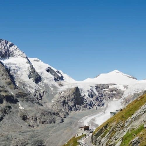 Großglockner im Bundesland Kärnten & Tirol