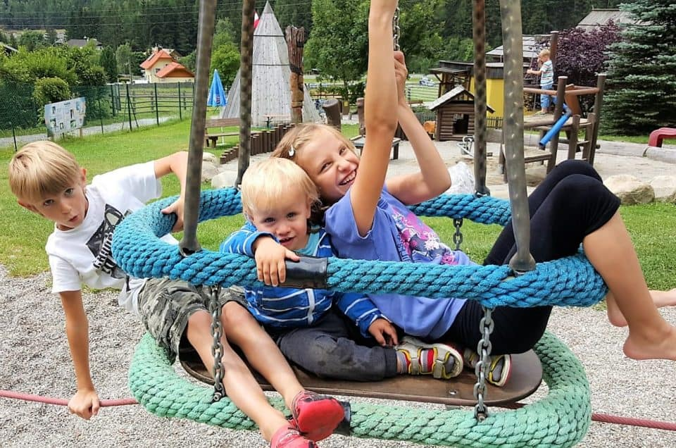 Kinder in Kärntens TOP Ausflugszielen