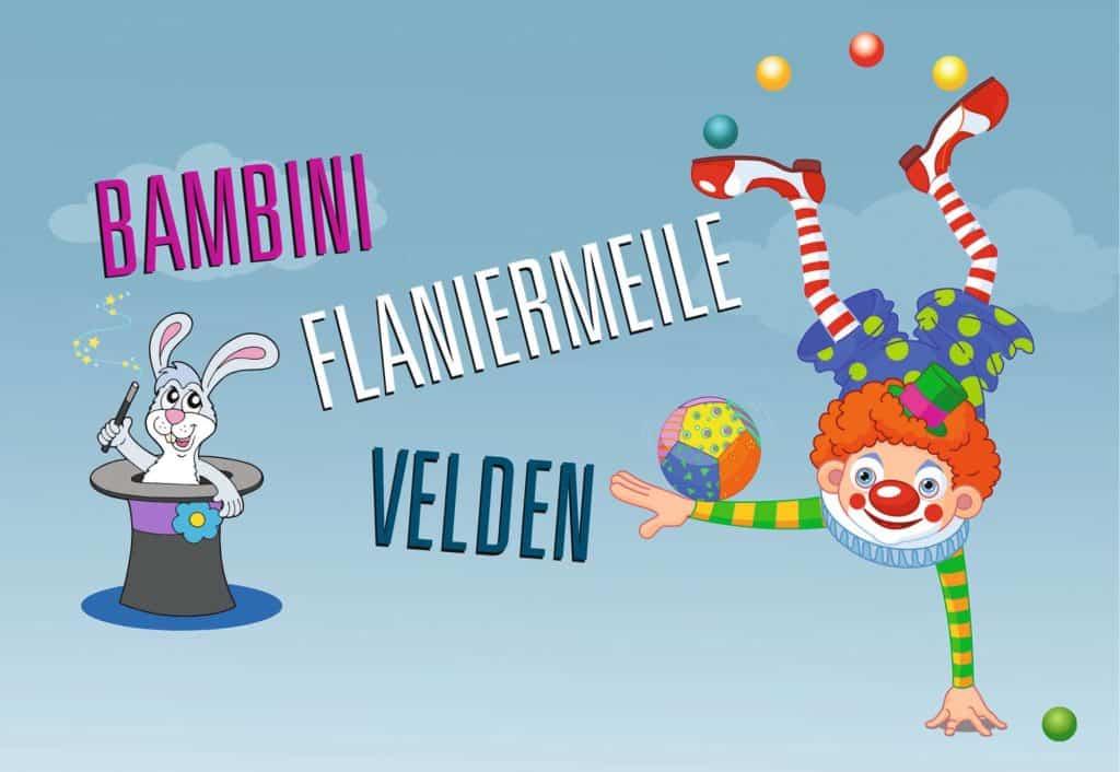 Familienprogramm am Wörthersee in Velden - Flaniermeile Kinder