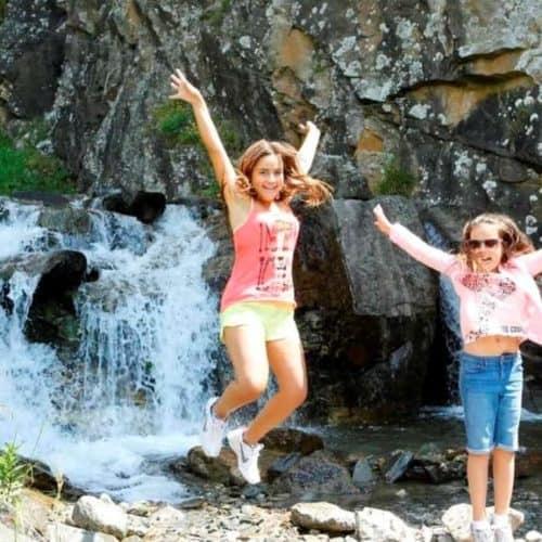 Kinder im Maltatal - Aktivitäten im Familiental