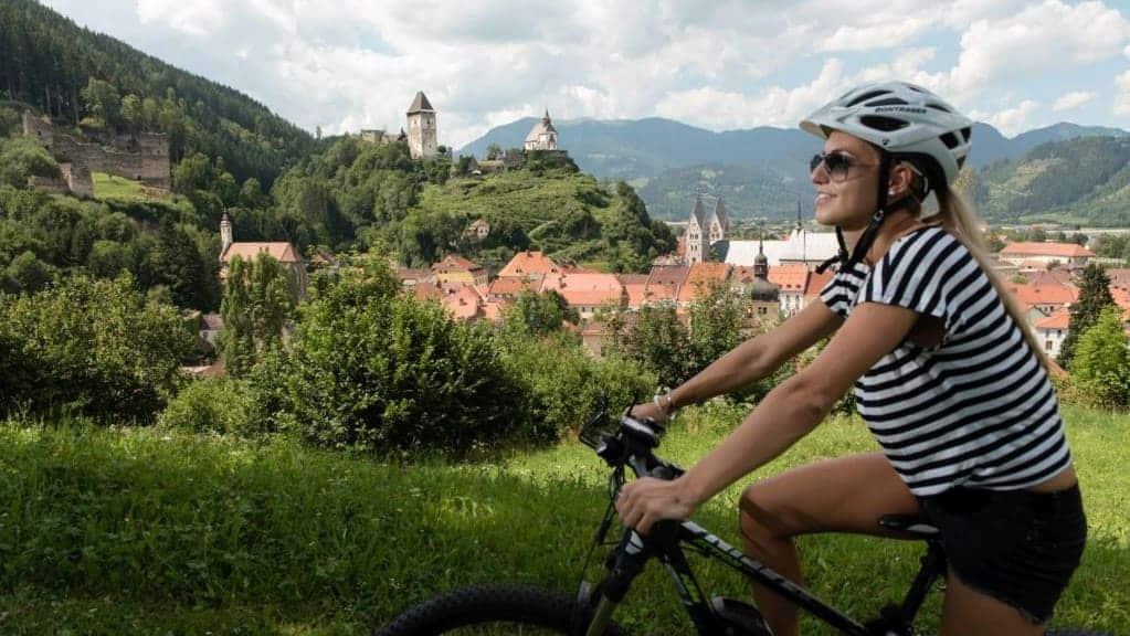 Ausflugsziele Kärnten - Radfahren in Mittelkärnten