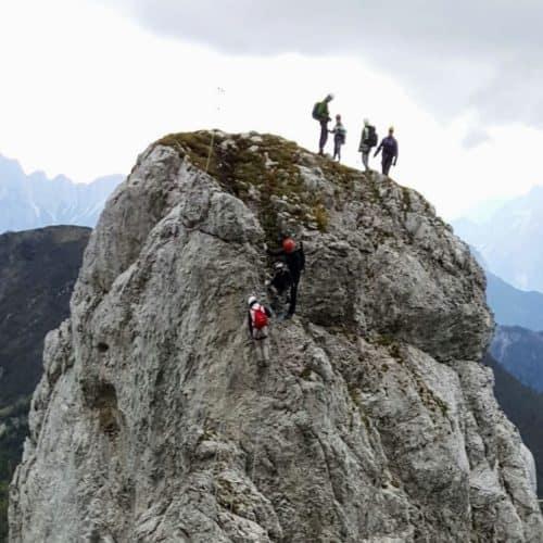 Nassfeld Aktivitäten Sommer Klettern
