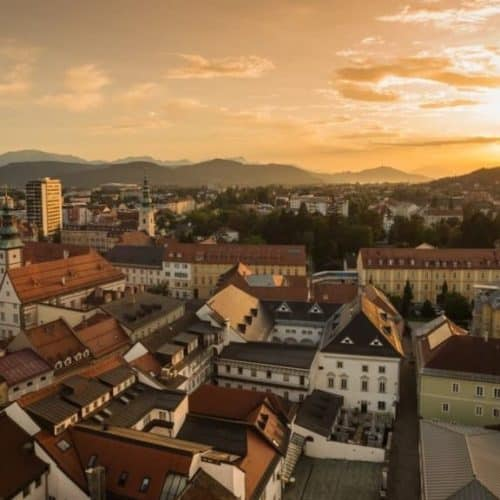 Klagenfurt - sehenswerte Stadt in Kärnten