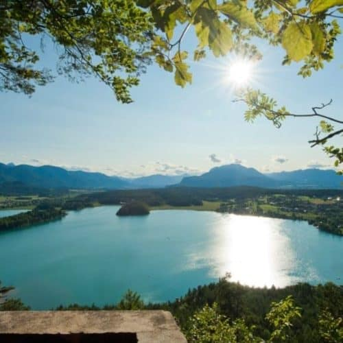 Faaker See - Ausflugsziel in Villach Urlaubsregion