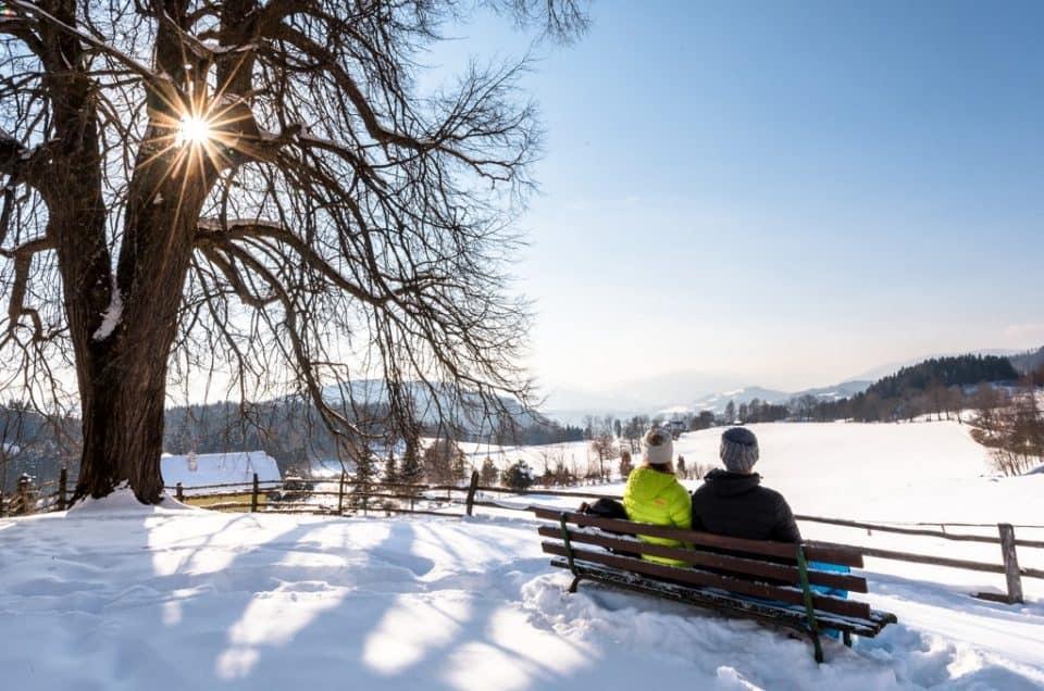 Winter Aktivitäten Sehenswürdigkeiten Ausflugsziele in Kärnten